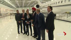 Quebec opposition parties criticize Bombardier deal