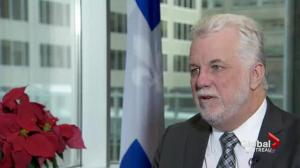 Focus Montreal: year-end interview with Philippe Couillard