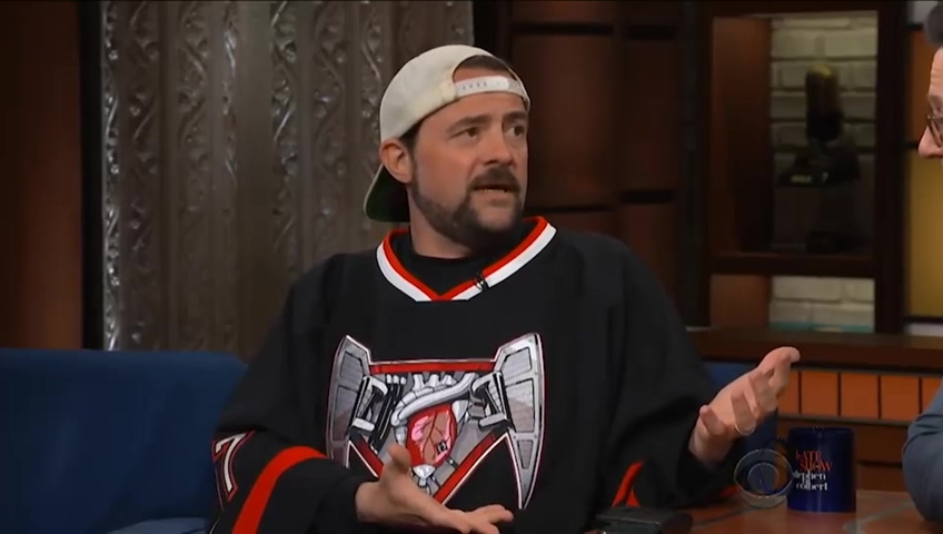 Kevin Smith's Doctor Agrees: Weed Saves Lives