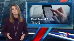 Claire's Newell's best travel apps
