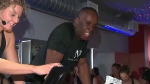Spinning with celebrities for a good cause