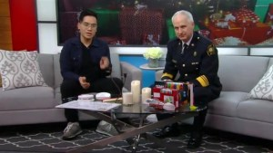 Don't forget these fire safety tips this holiday season