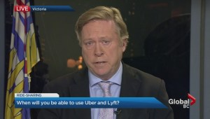 Breaking down B.C.'s new ridesharing legislation