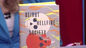 Author Rawi Hage on his latest novel 'Beirut Hellfire Society'