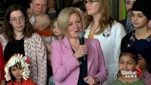 Notley promises to expand $25-a-day daycare in Alberta