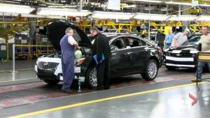 Sault Ste. Marie an option for Oshawa GM workers (01:58)