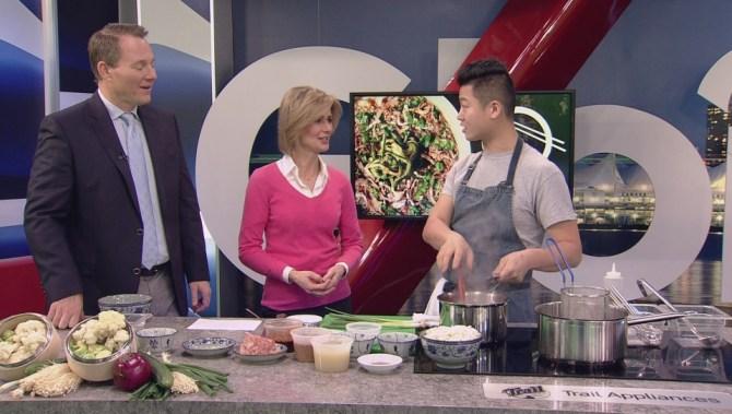Recipe: Dan dan noodles
