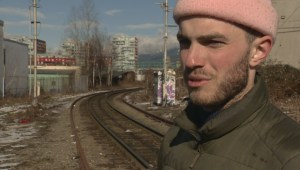 Concerns about greater congestion with plans to expand CN Rail line through East Vancouver