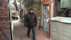 Downtown business owner starts petition to prevent Kingston Police mounted unit cut (02:01)