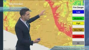 Kelowna Weather Forecast: September 8