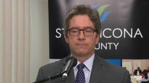 Mayor on motive behind Strathcona County explosions: 'We may never know'