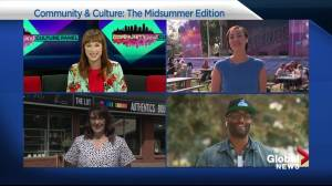 Midsummer — or end of summer? Community and Culture Panel considers the season's final bow (04:07)