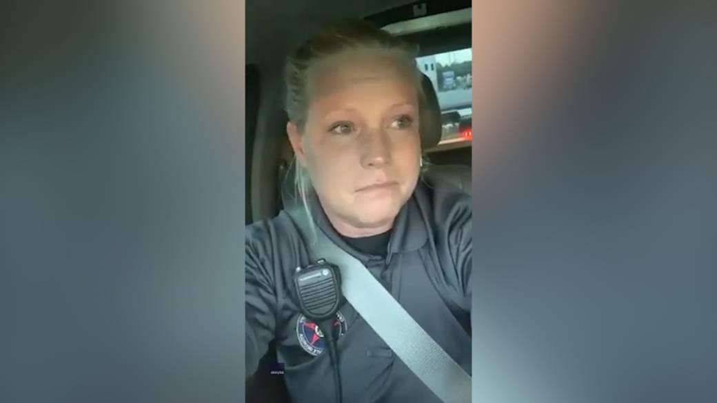 Officer Karen Divides Social Media With Mcmuffin Complaint Video National Globalnews Ca