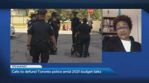 Calls to defund Toronto police amidst 2021 budget talks (04:36)