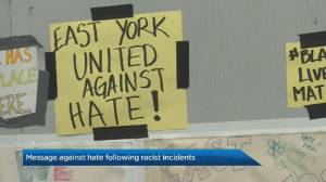 'Artivists' spread message against hate after Toronto noose incidents
