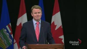 Alberta health minister addresses recent reversal to doctor compensation changes