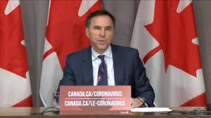 Coronavirus outbreak: Morneau outlines measures feds taking to mitigate economic impact of COVID-19 (03:18)