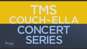 TMS Couch-ella: Boston Levi performs his new song 'Thief' (06:30)