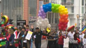 Thousands attend Calgary Pride Parade