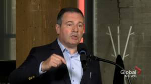 Premier Kenney pleased to see terrorism charges laid against alleged ISIS member in Calgary (01:33)
