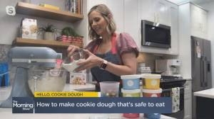 How to make cookie dough that's safe to eat