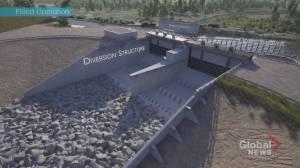 Feds move ahead with Springbank reservoir near Calgary (01:56)
