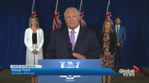 Coronavirus: Premier Doug Ford digs in, opposition grows to school reopening plan