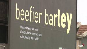 University of Alberta VP resigns in light of controversial climate change billboard