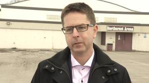 Peterborough's Northcrest Arena  staying open, for now