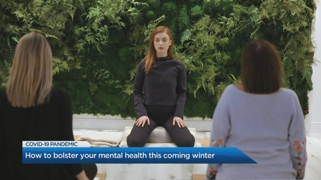 Click to play video 'Winter blues setting in? How to cope during colder months'