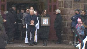 Funeral held for 13-year-old Océane Boyer