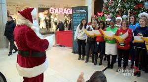 SGI puts festive spin on message to plan safe rides this holiday season