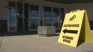 Early voting opens in Nova Scotia election (01:32)