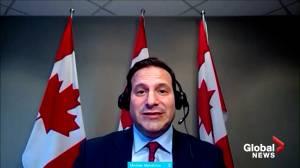Canada getting COVID-19 vaccine passport for international travel (00:46)