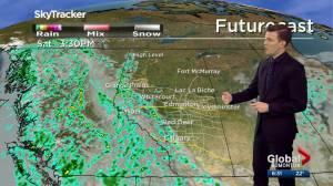 Edmonton weather forecast: Friday, June 19, 2020