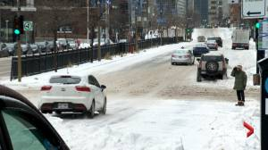 Wet winter storm brings power outages, messy roads to Quebec