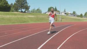 Older track athletes itching to get back into competition (01:54)