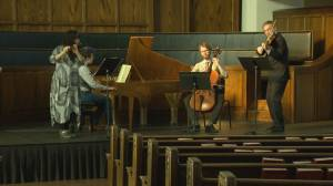Per Sonatori brings life to 17th century music