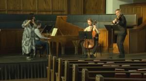 Per Sonatori brings life to 17th century music (04:33)