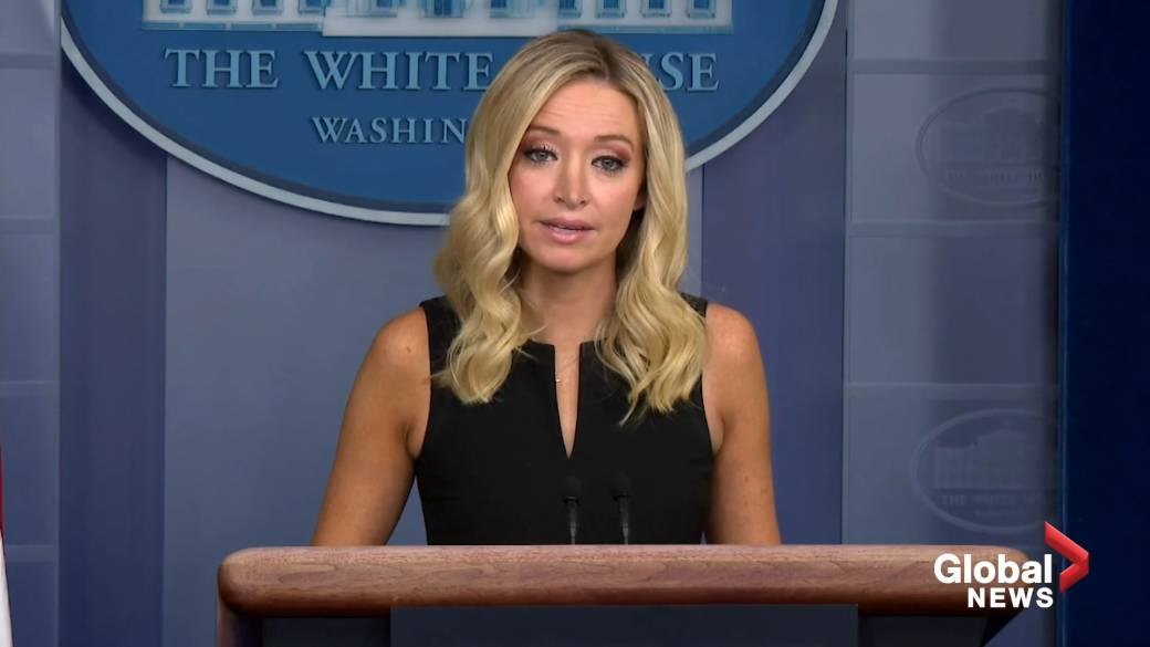 Click to play video 'Coronavirus: White House provides update on search and testing for COVID-19 vaccine'