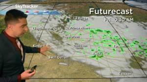 Chance of showers: June 17 Saskatchewan weather outlook (03:03)