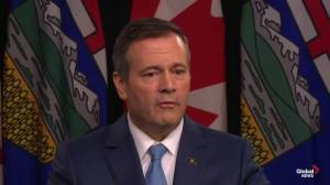 Federal Election 2019: On separation, Alberta premier says 'we are not alone'