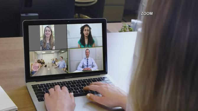 Click to play video: The Future of Work: Online platforms transforming workplaces