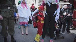 Learn more about the 2021 Calgary Comics and Entertainment Expo (03:07)