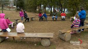 Nova Scotia elementary schools to get new outdoor learning spaces this year (01:40)
