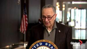 Sen. Schumer calls on CDC to launch billion-dollar COVID-19 education, outreach blitz (01:32)