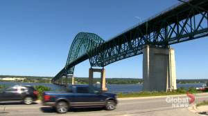 N.B. government confident Centennial bridge rehabilitation project to be done by 2022