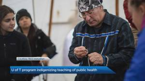 U of T program indigenizing teaching of public health
