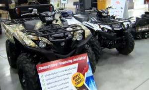 Global News Morning visits the Manitoba Outdoors Show