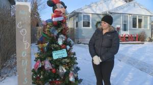 Regina 'giving tree' offers warm winter gear for anyone in need